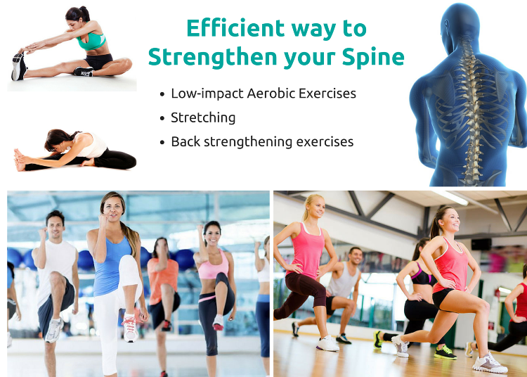 Three Ways to Strengthen Your Spine